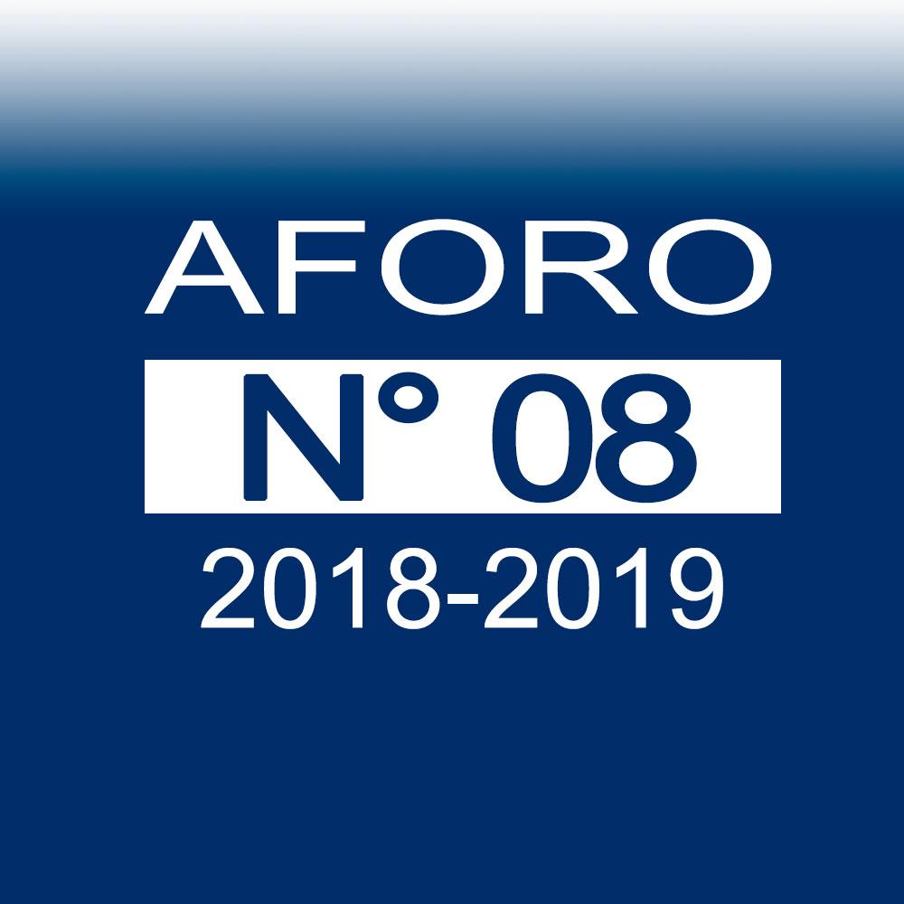 AFORO N° 8 – 4 de diciembre de 2018