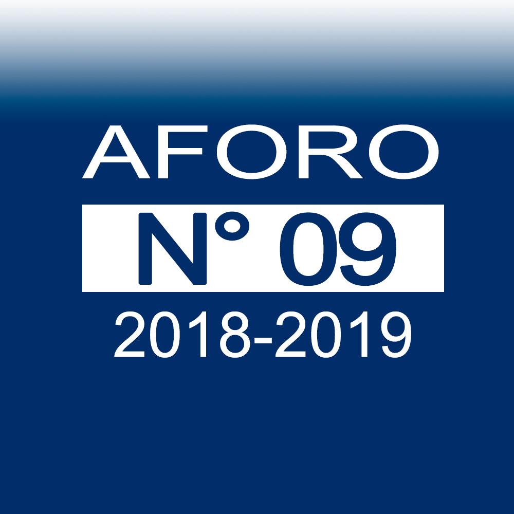 AFORO N° 9 – 11 de diciembre de 2018