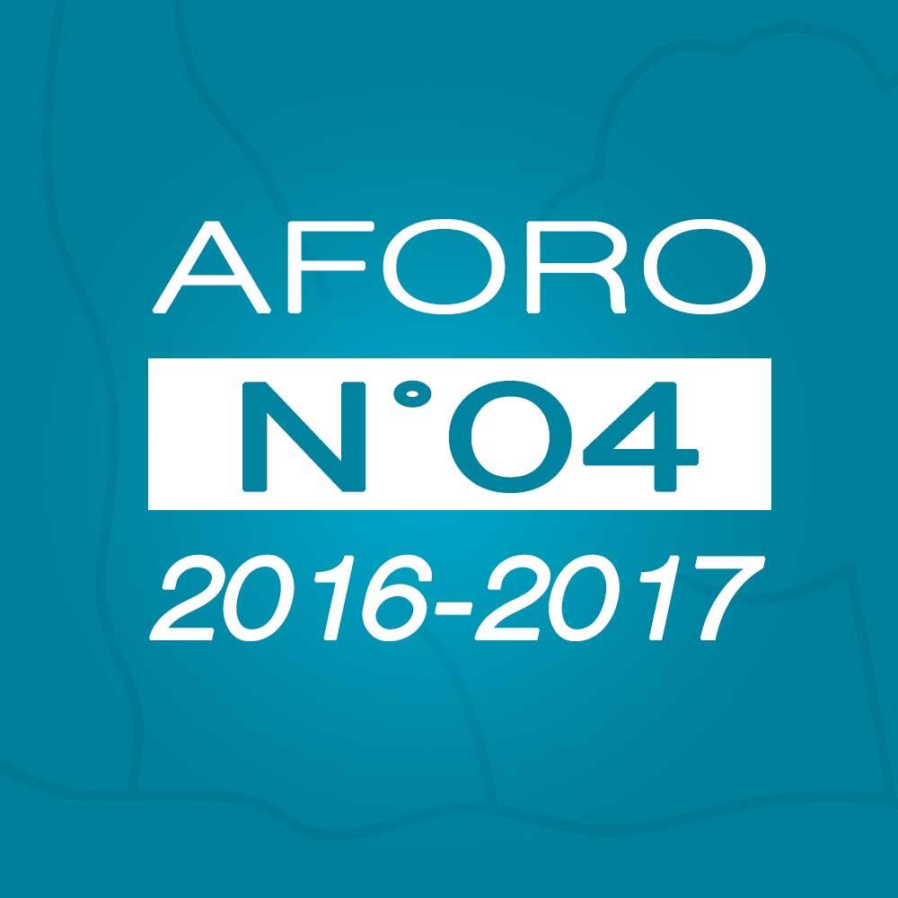 Aforo N° 04 – 14 de noviembre de 2016
