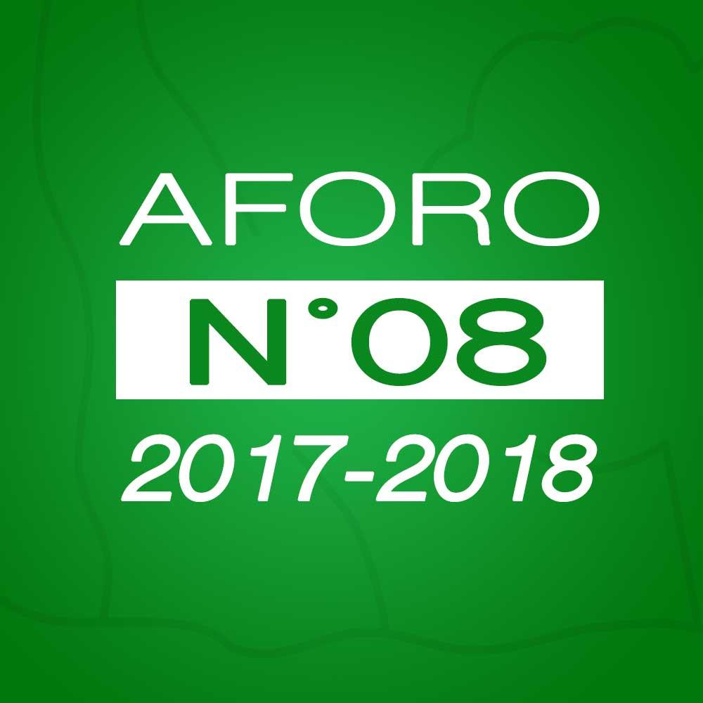 Aforo N° 08 – 12 de diciembre de 2017