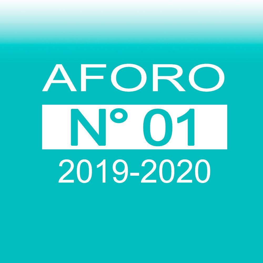 Aforo 01 2019-2020