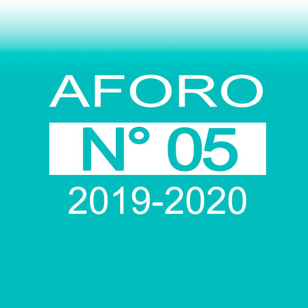 Aforo 05 2019-2020