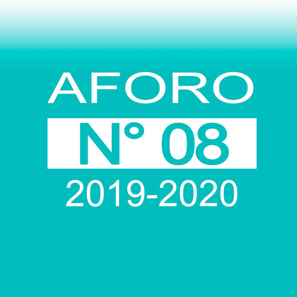 Aforo 8 2019-2020
