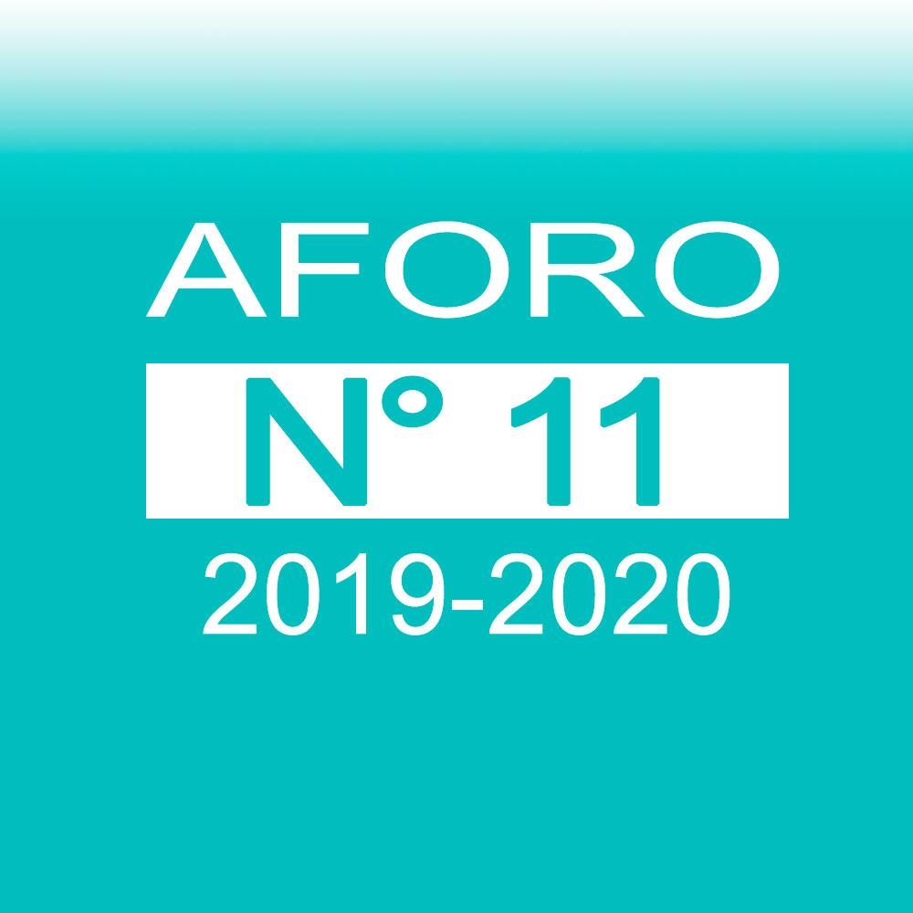 Aforo 11 2019-2020