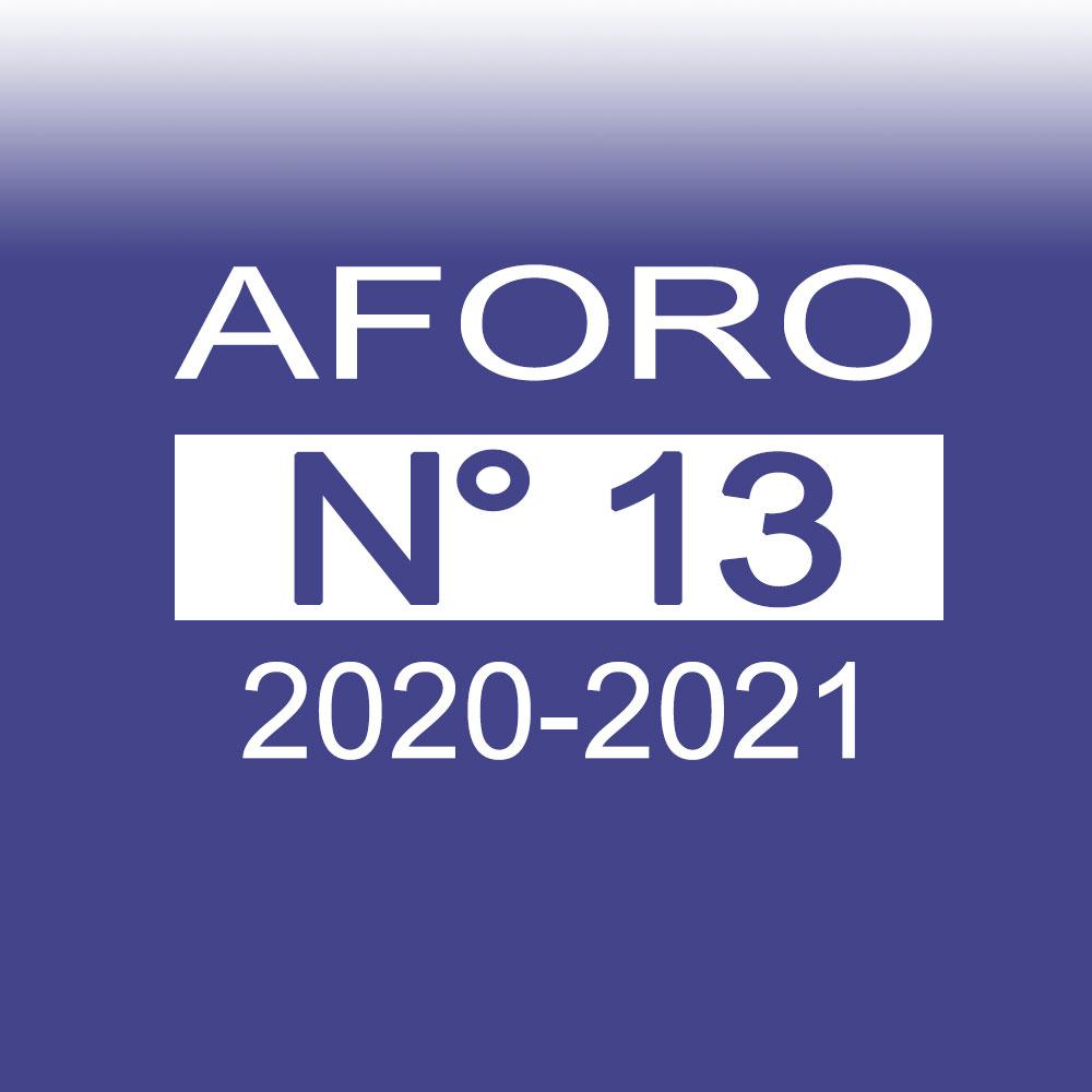 Aforo 13 2020-2021
