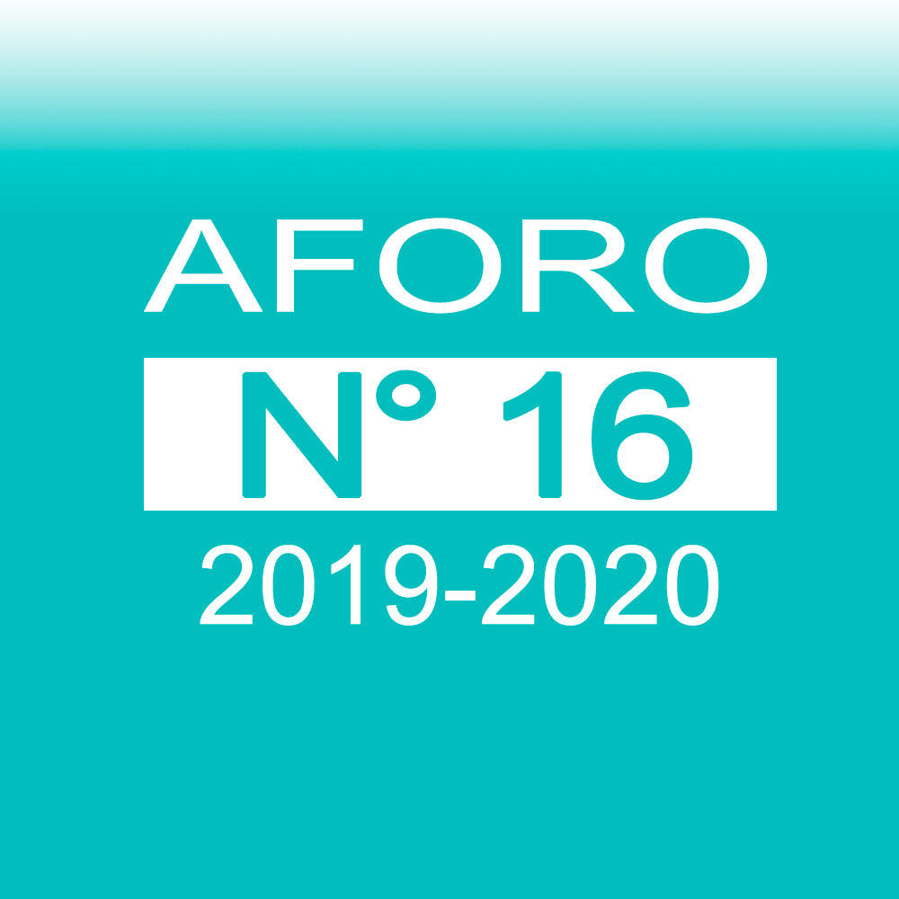 Aforo 16 2019-2020
