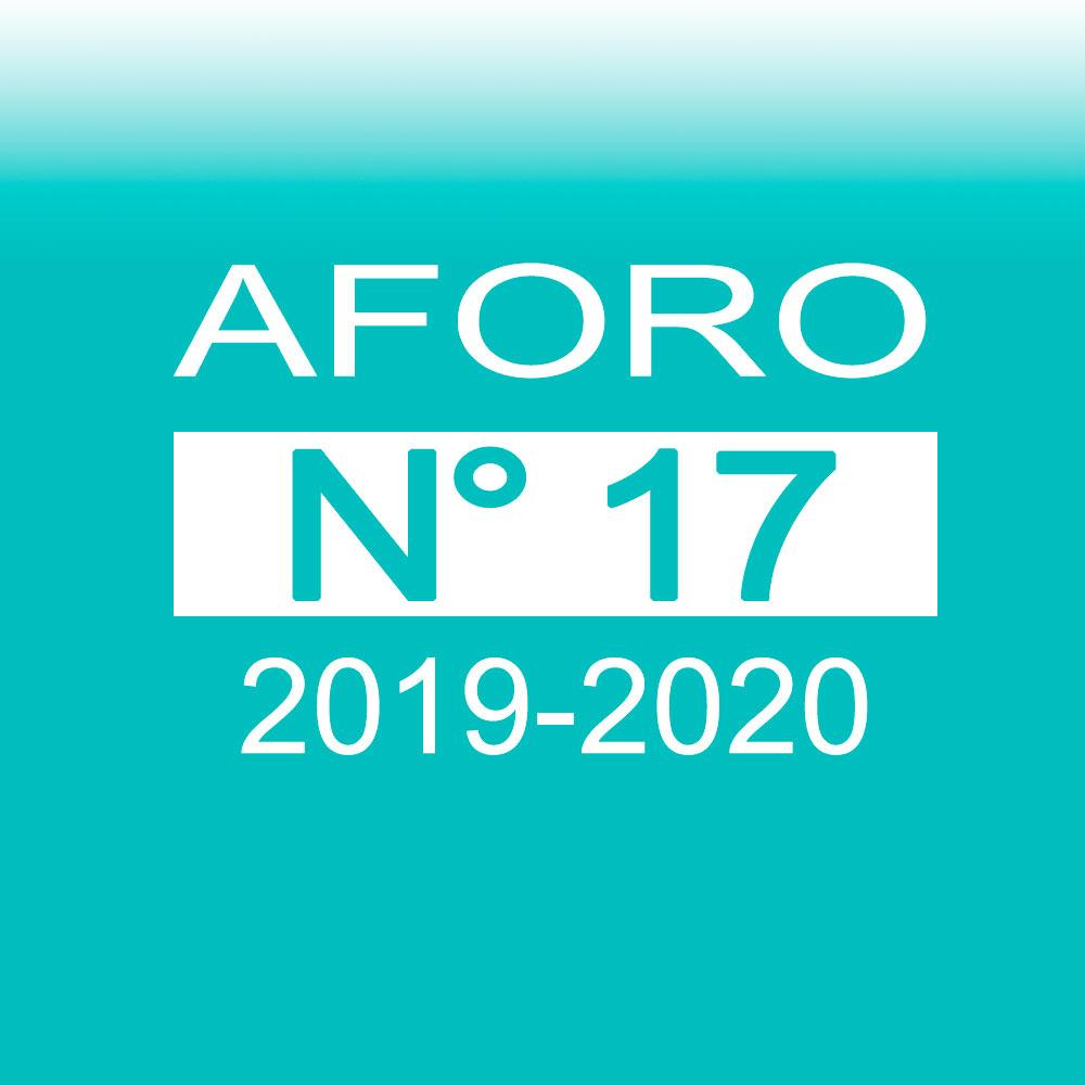 Aforo 17 2019-2020