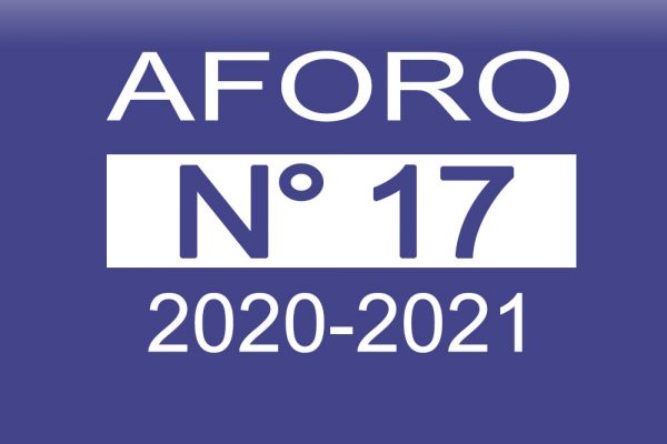 Aforo 17 2020-2021