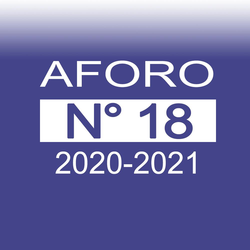 Aforo 18 2020-2021