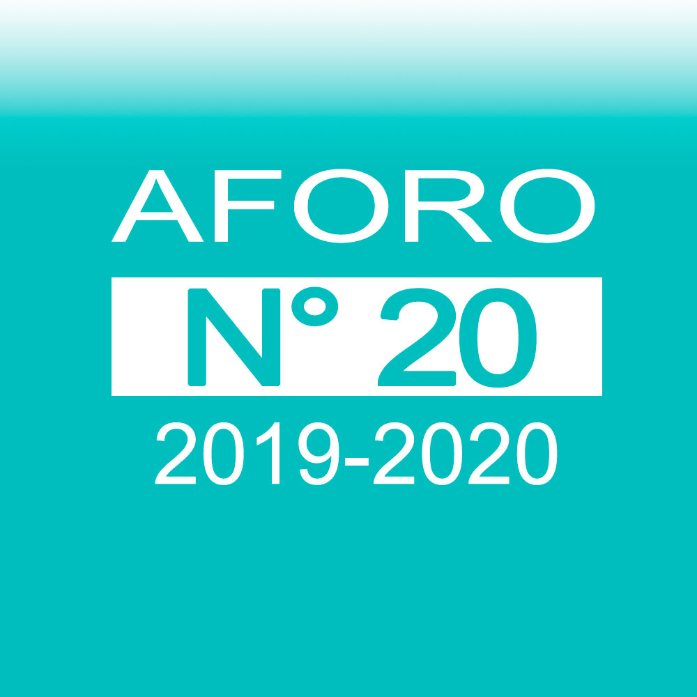 Aforo 20 2019-2020