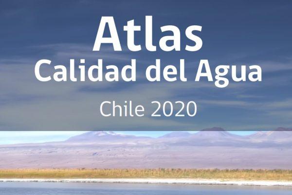 Atlas Calidad del Agua Chile 2020